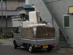 ご不用品・廃品回収へ、迅速に伺います。